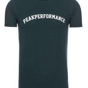 Peak Performance Logo T-paita