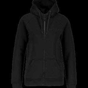 Peak Performance Logo Zip Hood Huppari
