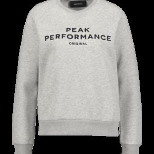 Peak Performance Original Crew Collegepaita