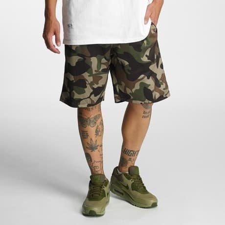 Pelle Pelle Shortsit Camouflage