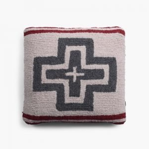 Pendleton Hooked Wool Pillow