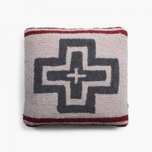 Pendleton Hooked Wool Pillow