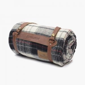 Pendleton Motor Robe w. Leather Carrier
