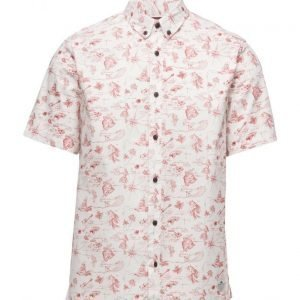 Penfield Mens Mitla Hula Shirt lyhythihainen paita