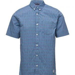 Penfield Mens Vona Shirt lyhythihainen paita