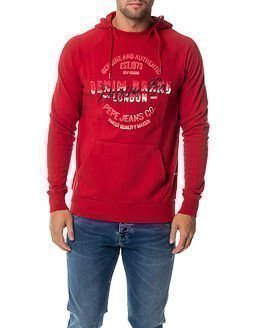 Pepe Jeans Adelphi Fatory Red