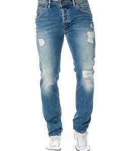 Pepe Jeans Flint Destroyed Light Blue Denim