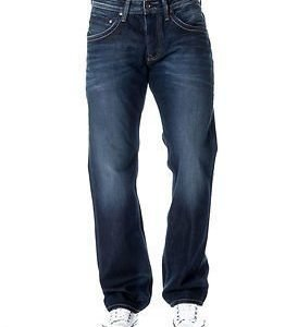 Pepe Jeans Jeanius Dark Blue Denim