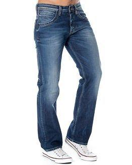 Pepe Jeans Jeanius Medium Blue