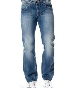 Pepe Jeans Kingston Straight Leg Zip Blue