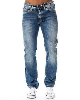 Pepe Jeans Men Edition Pant Blue Denim