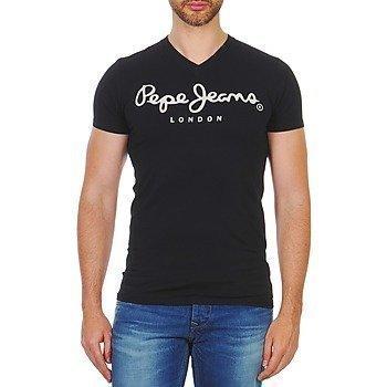 Pepe Jeans ORIGINAL STRETCH V lyhythihainen t-paita