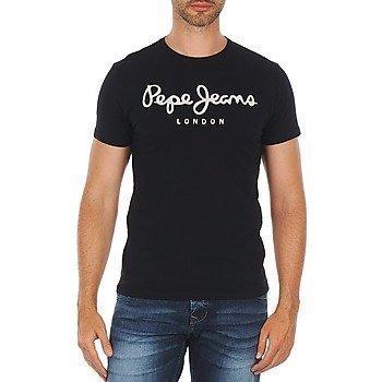 Pepe Jeans ORIGINAL STRETCH lyhythihainen t-paita