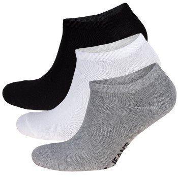 Pepe Jeans Women Toni Trainer Liners Socks 3 pakkaus