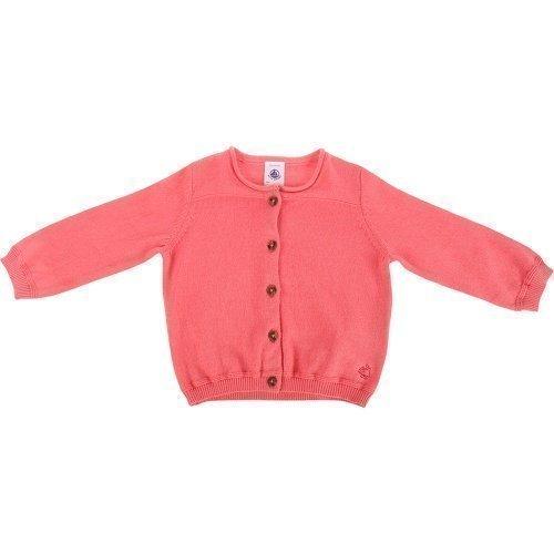 Petit Bateau Cardigan Blushy Pink
