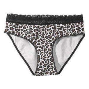 Petite Secrets Alushousut Leopardi