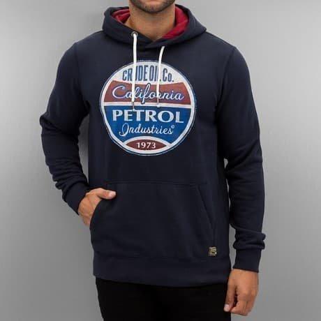 Petrol Industries Huppari Sininen