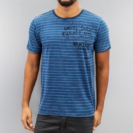 Petrol Industries T-paita Sininen