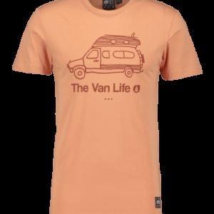 Picture Van Life Tee T-Paita