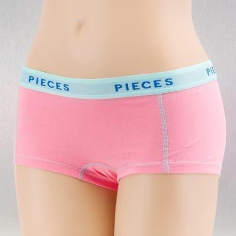 Pieces Alusasu Vaaleanpunainen