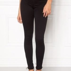 Pieces Betty High Waist Jeggings Black
