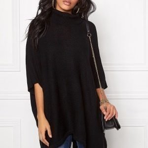 Pieces Billi Poncho Noos Black