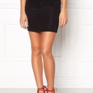 Pieces Dea skirt Black