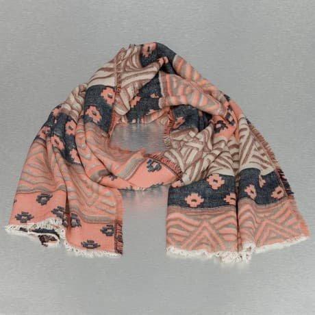 Pieces Huivi Oranssi