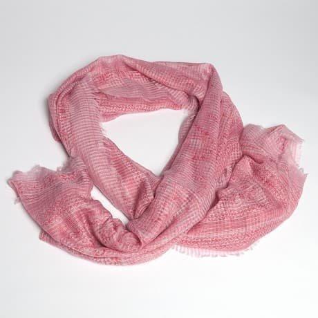 Pieces Huivi Vaaleanpunainen