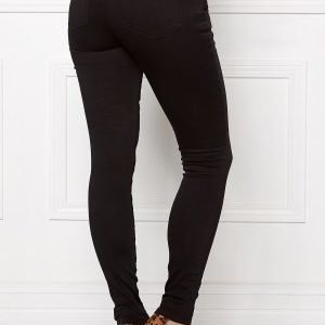 Pieces Just Jute R.M.W Leggings Black