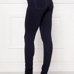Pieces Just Jute R.M.W Leggings Dark Blue Denim