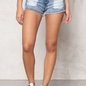 Pieces Just Taylor R.M.W shorts Light Blue Denim