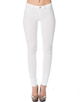 Pieces Just Wear R.M.W. Legging Bright White