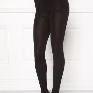 Pieces Kental fleece tights Black