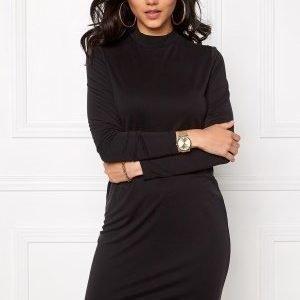 Pieces Paris Dress Black