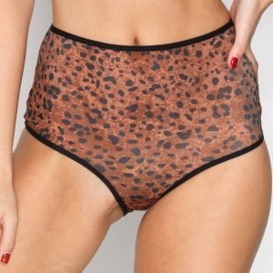 Pieces Pcoline Hw Brief Hipster Alushousut Musta