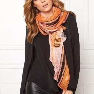 Pieces Peli Long Scarf Misty Rose