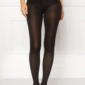 Pieces Pelin tights Dark grey melange