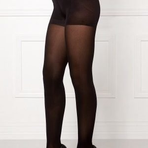 Pieces Shaper 40 den tights Black