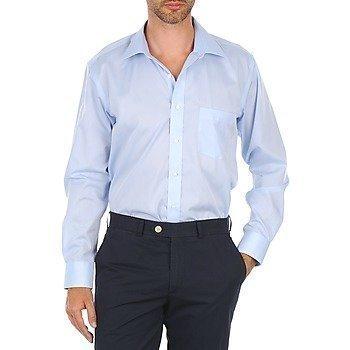 Pierre Cardin CH ML CHAMBRAY pitkähihainen paitapusero