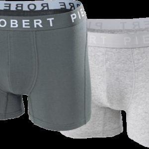 Pierre Robert Gots Cotton Boxer Bokserit 2-Pakkaus