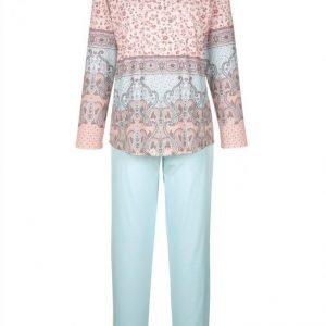 Pill Pyjama Akvamariini / Roosa / Marja
