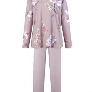 Pill Pyjama Ruusupuu / Ecru / Syreeni