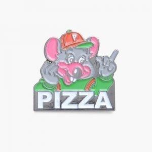 Pizza Skateboards Chucky Pin