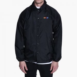 Pizza Skateboards Days of Thunder Coach Jacket