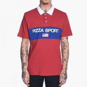 Pizza Skateboards Pizza Sport Polo Shirt