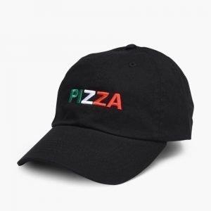 Pizza Skateboards Tri Color Delivery Boy Hat