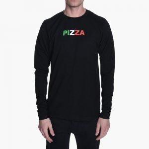 Pizza Skateboards Tri Color Logo Long Sleeve
