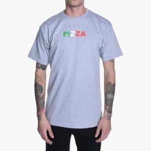 Pizza Skateboards Tri Color Logo Tee