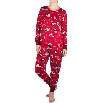Pj Salvage Penguin Run Pyjama Set